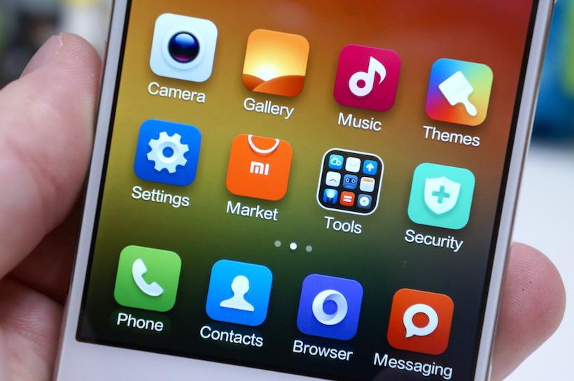 écran Xiaomi Mi4