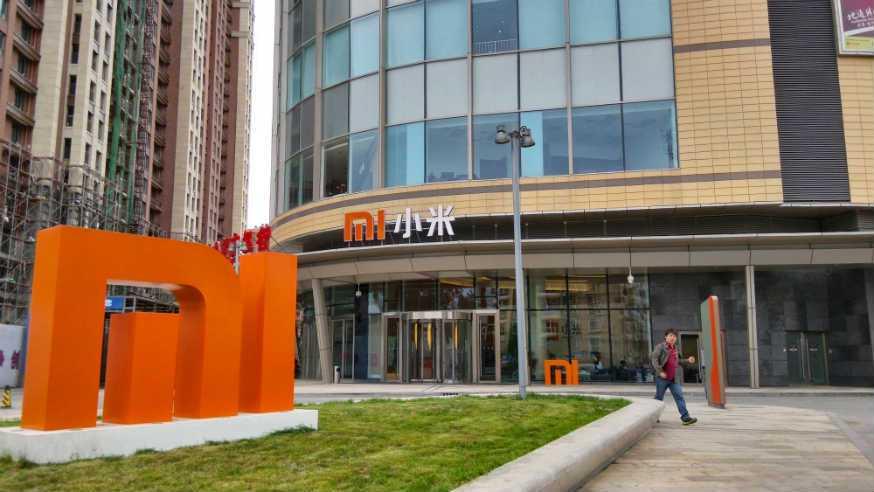 Xiaomi : part de marché en Chine sur le S1 2014