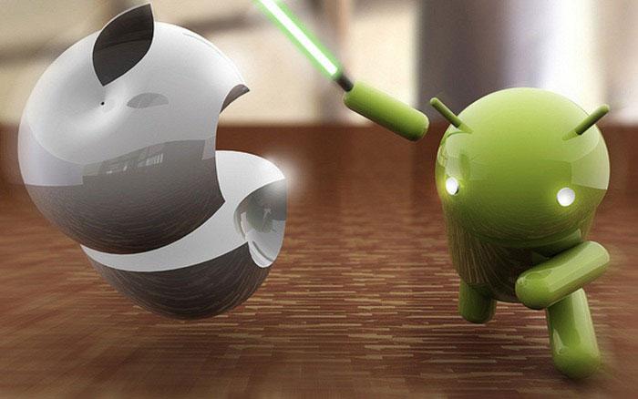 Android vs iOs utilisateurs