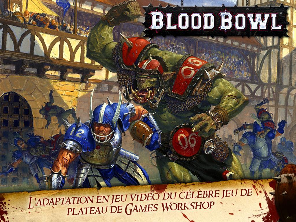 Blood Bowl : le jeu vidéo PC arrive sur Android