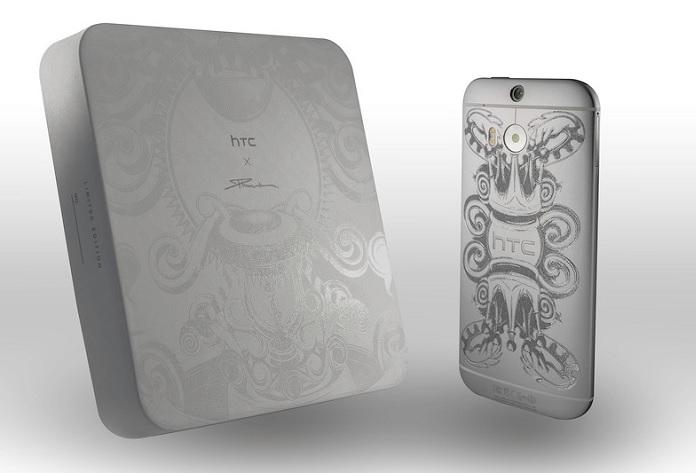 HTC one m8 edition limitée