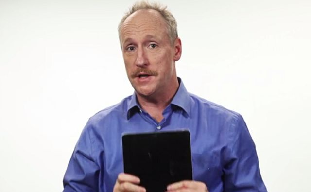 cuisiner iPad