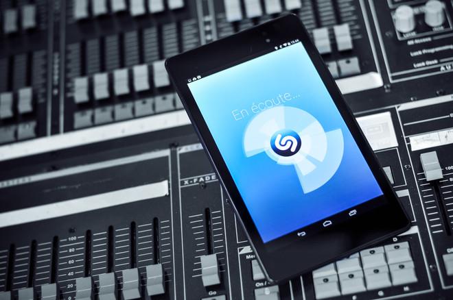 Shazam reconnaissance de musique