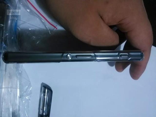 Xperia Z3 Compact power button