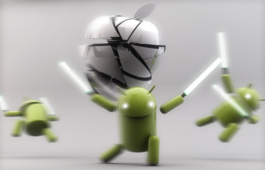 android ios part marche