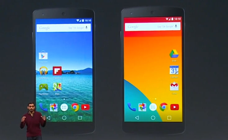 android l sortie