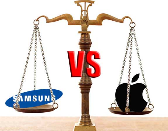 apple vs samsung brevet
