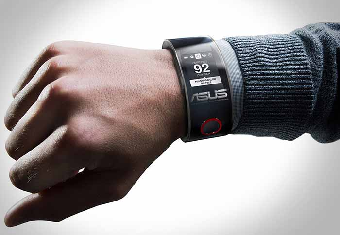 asus smartwatch date