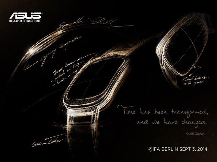asus smartwatch teaser