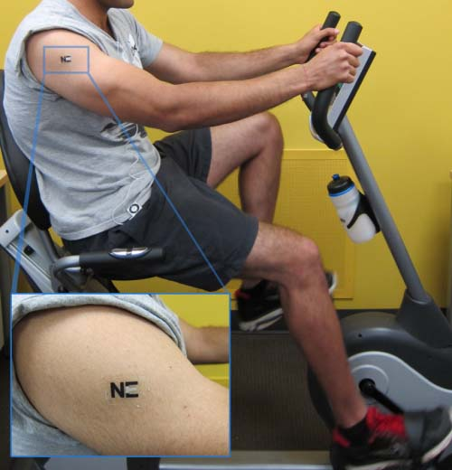 bio batterie tatouage