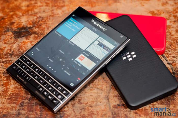 blackberry passport z10