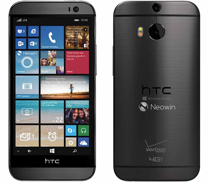htc one m8 for windows prix date de sortie et fiche. Black Bedroom Furniture Sets. Home Design Ideas