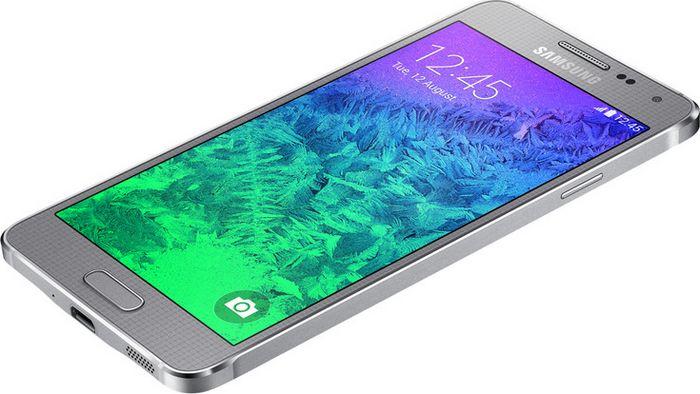 prix du Samsung Galaxy Alpha