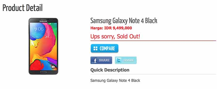 le galaxy note 4 appara t avec 4go de ram et snapdragon 805 pour 600 euros phonandroid. Black Bedroom Furniture Sets. Home Design Ideas