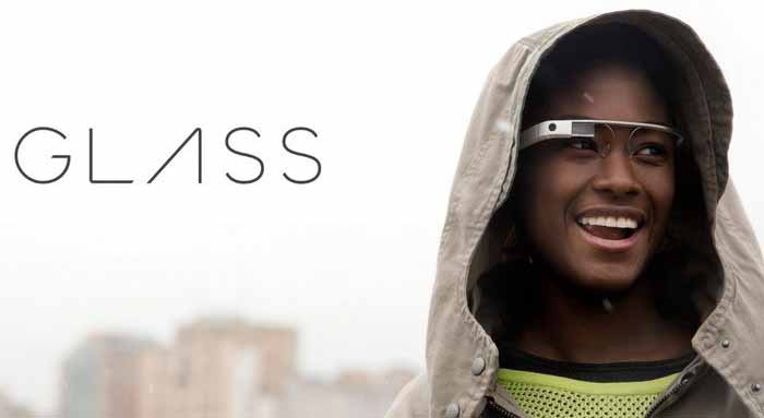 google glass nouveau design