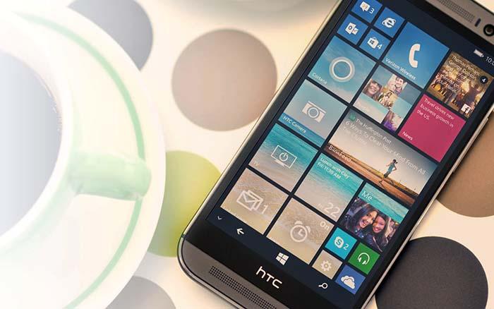 htc one m8 for windows autonomie