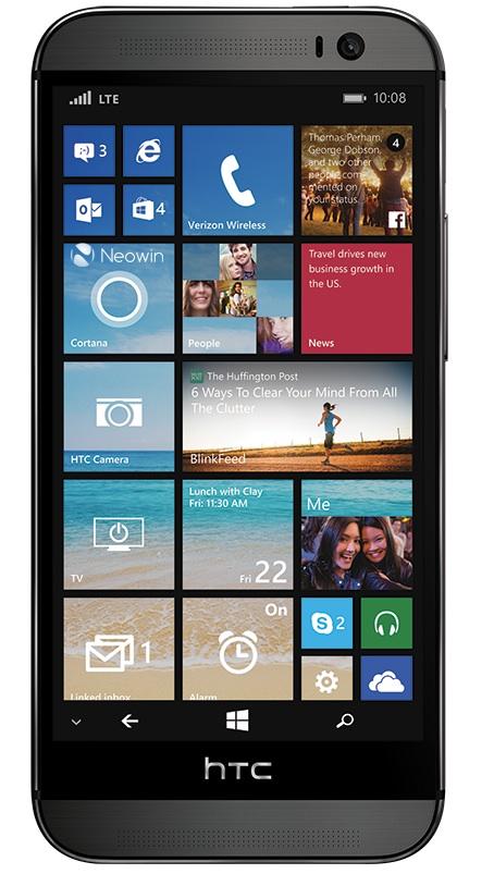 htc one m8 windows fiche technique