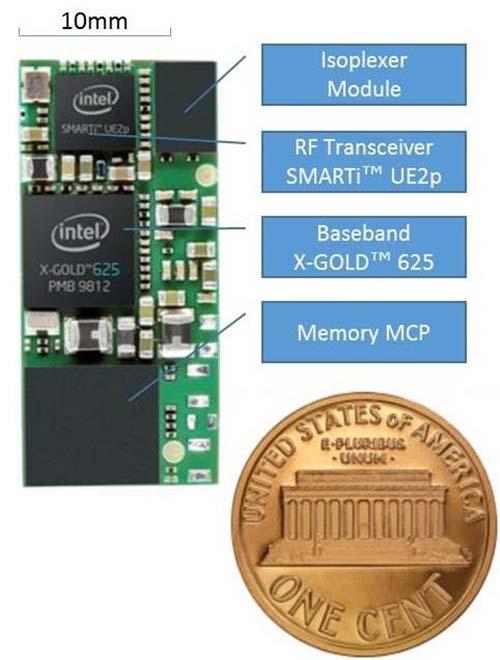 intel modem 3G