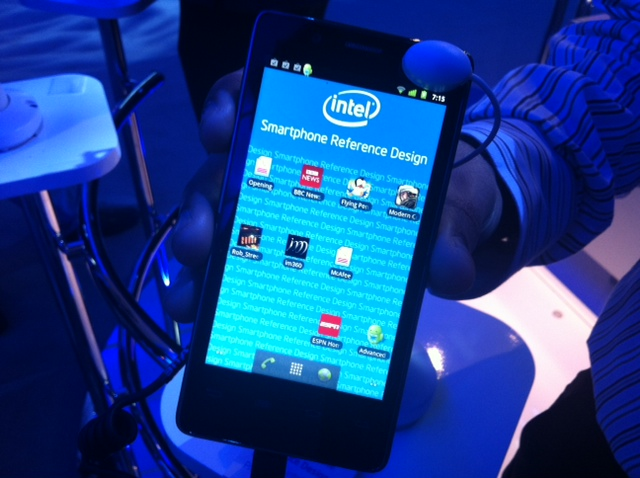 Intel Smarphone x86