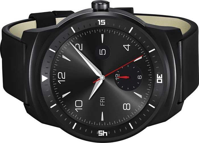 lg g watch comparaison