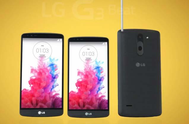 Lg G3 Stylus Caracteristiques