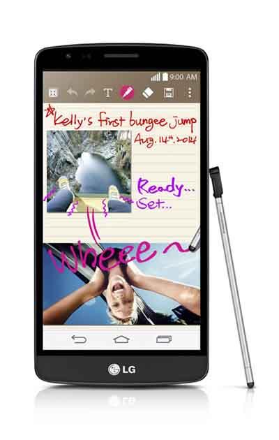 lg g3 stylus fiche technique