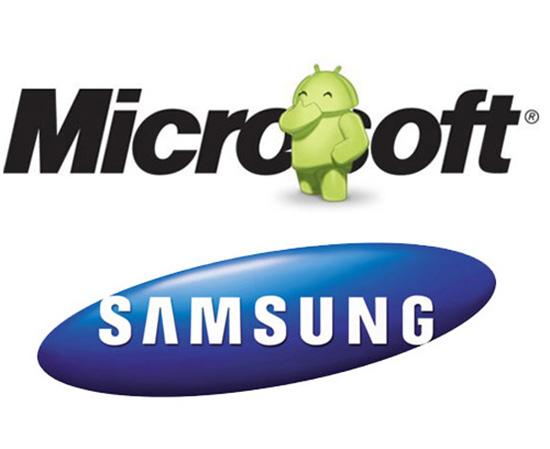 microsoft samsung procès android