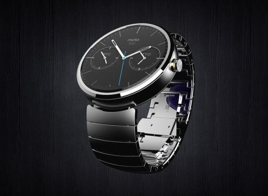 Moto 360 : un cadre en plastique pour une montre plus épaisse ?