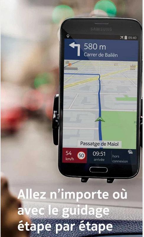 gps android les meilleurs pour remplacer google maps. Black Bedroom Furniture Sets. Home Design Ideas