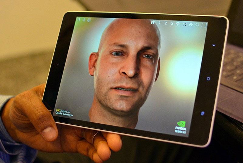 nvidia tegra k1 tablet nexus
