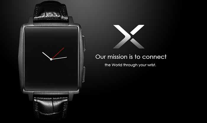 omate x smartwatch autonomie