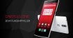 oneplus one capteur photo video