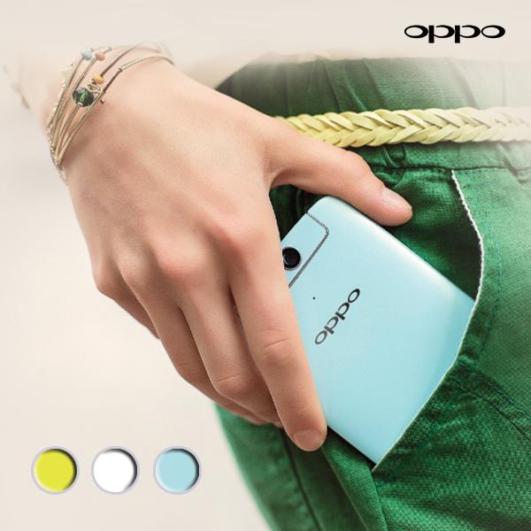 Oppo N1 Mini coloris