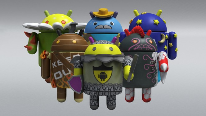 personnaliser android