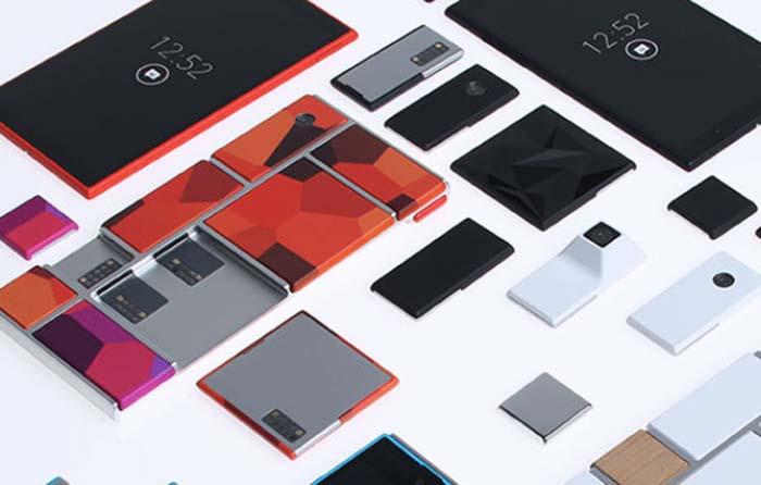 projet ara smartphone modulable