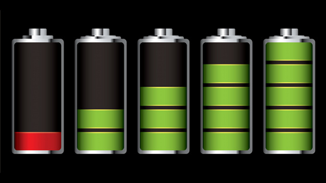 recharge rapide batterie