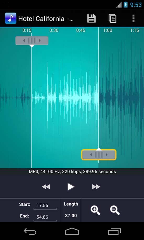 ringtone maker mp3 sonneries