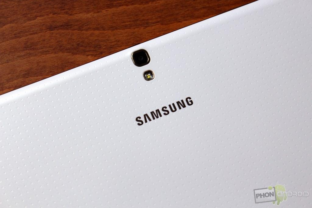 samsung galaxy tab s 10.5 appareil photo