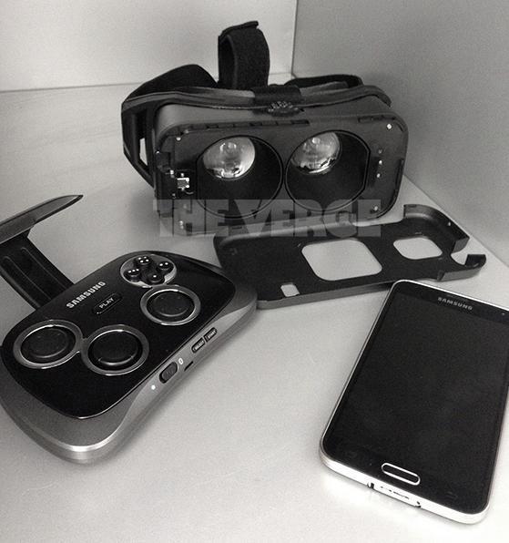 Samsung Gear VR leak