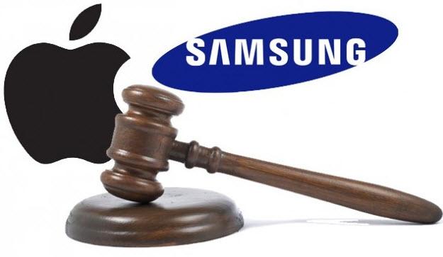 samsung vs apple brevet