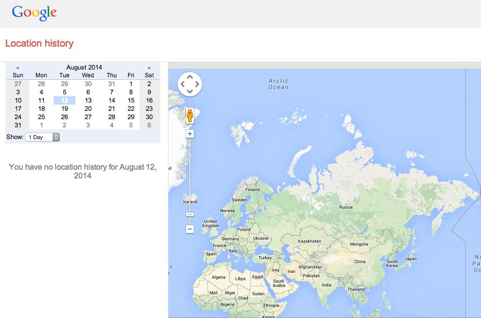 localisation google maps