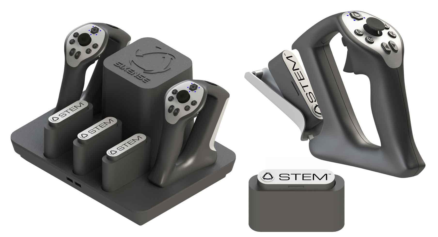 sixense stem system sabre laser