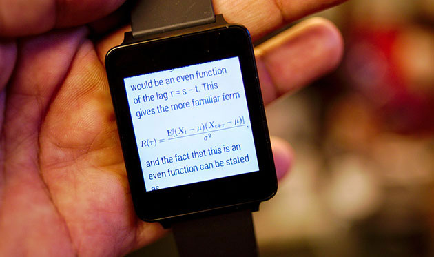 smartwatch android wear wikipedia