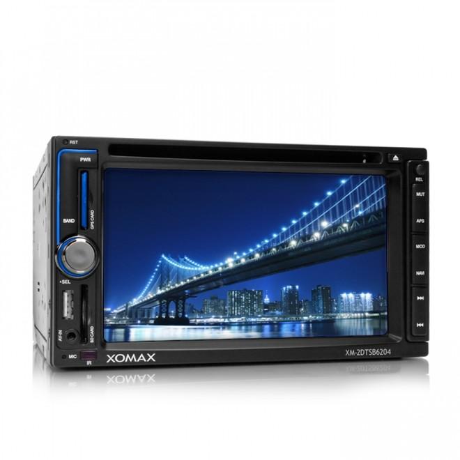 Xomax XM 2DTSB6204