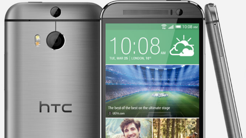 design soigné htc one m8