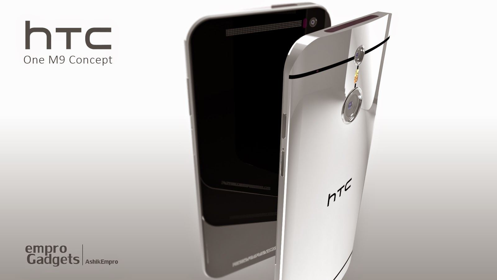 HTC-one-M9-argent-back