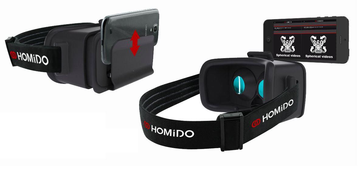 Homido-casque-virtuel