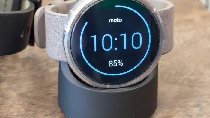 démontage Moto 360
