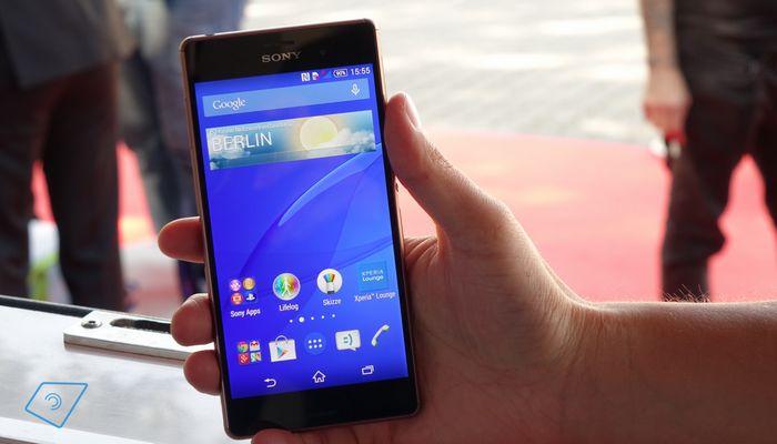 Autonomie Sony Xperia Z3