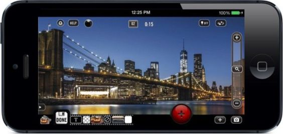 L'iPhone 5S peut filmer en 4K !